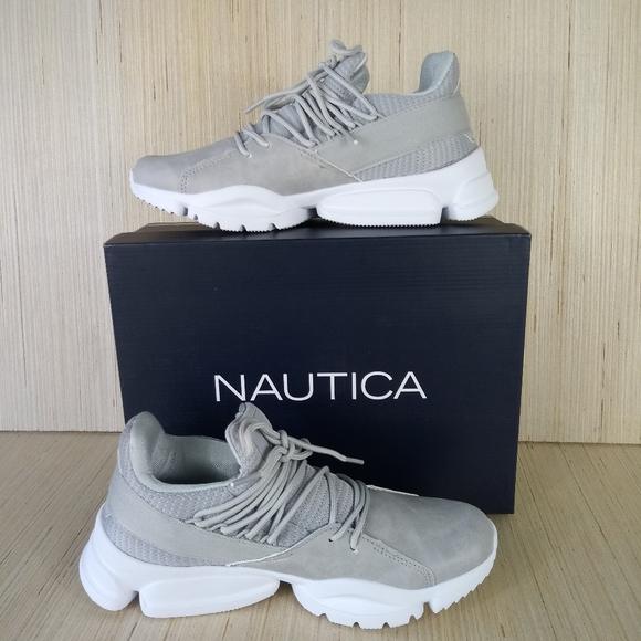nautica women's lace up jogger